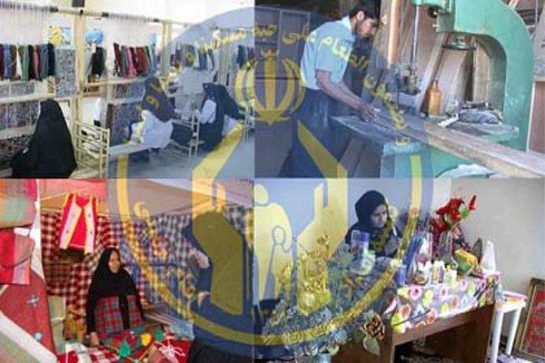 خودکفایی بیش از 2500 زن سرپرست خانوار خراسان شمالی