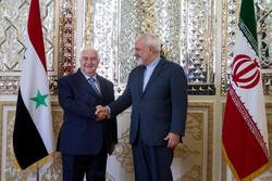 Zarif ile Muallim telefonda Suriye'yi görüştü
