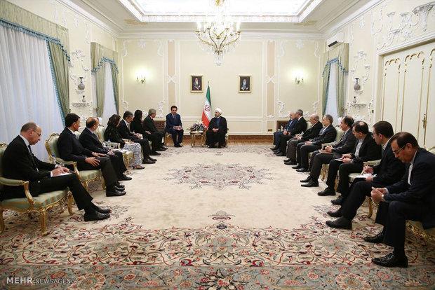 İtalya Dışişleri Bakanı Tahran'da