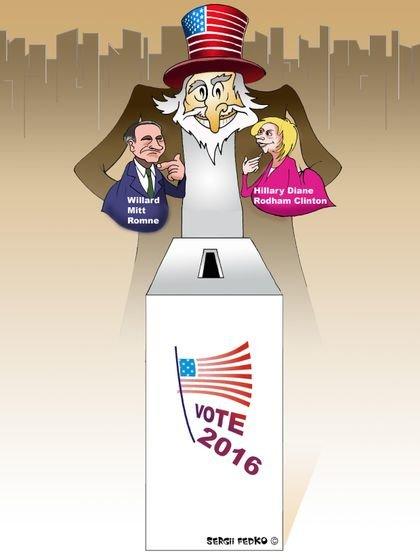 2016 ABD Başkanlık Seçimleri