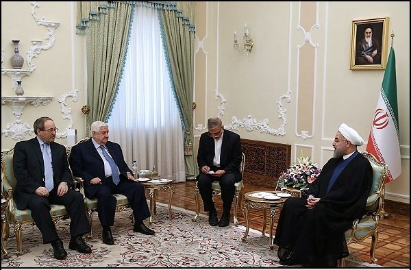 Iran determined to support Syria against terrorism