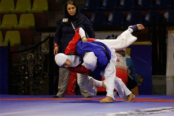 Iran female alysh wrestlers win 2019 world title