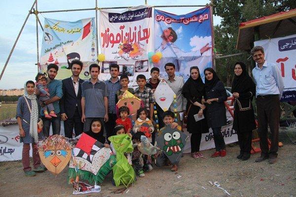 جشن بادبادک ها- اردبیل