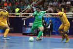 شکست تیم تاسیسات دریایی برابر باربوسای برزیل