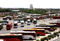 نابسامانی پایانههای اتوبوسرانی به بهانه اربعین / کرایههای ۲برابری در فقدان نظارت