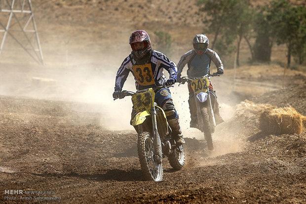 Iran motorcross championship