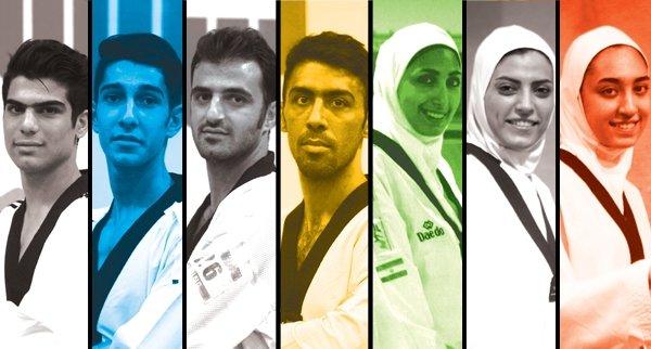 Iran Natl. Taekwondo team to attend Grand Prix 2015