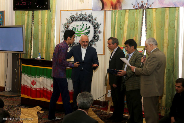 Iran's diplomat martyrs of Mazar Sharif commemorated