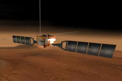 فیلم/ مریخ از نمایی نزدیک