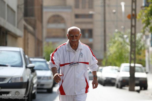 پدر ورزش صبحگاهی ایران را بشناسید