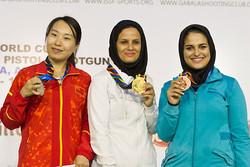 خدمتی و احمدی اولین نمایندگان ایران در المپیک ریو هستند