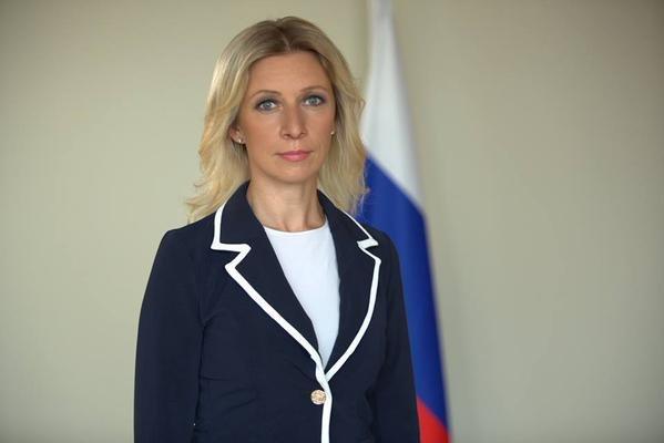 ماریا زاخاروا