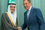 دیدار وزرای خارجه عربستان سعودی و روسیه
