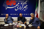 گفتگو با عوامل فیلم فردا در خبرگزاری مهر