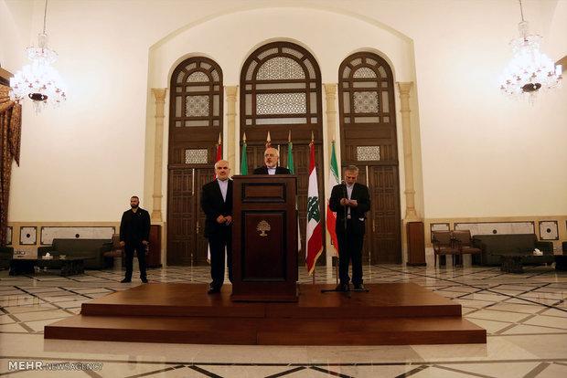 Zarif Beyrut'ta