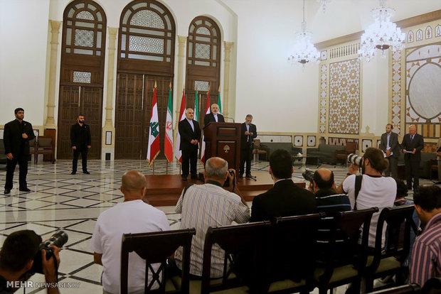 Zarif in Beirut