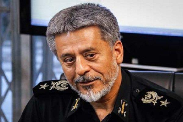الاميرال سياري : البحرية الايرانية قادرة على التصدي لزعزعة الاستقرار في بحر قزوين