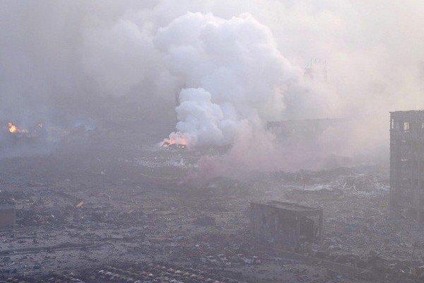 44 قتيلا ومئات الجرحى بانفجار ضخم شمال شرق الصين
