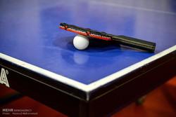 مسابقات آزاد و دسته برتر تنیس روی میز امیدهای خوزستان