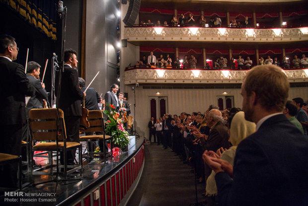 Tahran Senfoni Orkestrası ve Çin Flarmoni Orkestrası'ndan ortak konser