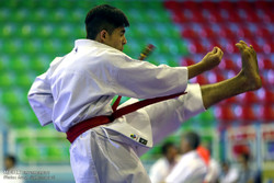 Karatekas en route to Indonesia