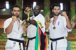 مسابقات بینالمللی سوکیوکوشین کاراته