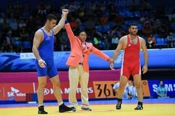 مصاف انتخابی فرنگیکاران سنگین وزن در اردوی تیم ملی