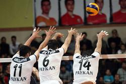 تیم والیبال پیکان تهران