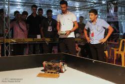 برگزیدگان مسابقات رباتیک دانشگاه امیرکبیر معرفی شدند