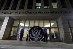 گشایش سفارت آمریکا در کوبا