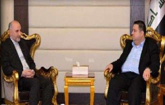 KRG seeks enhancing economic ties with Iran
