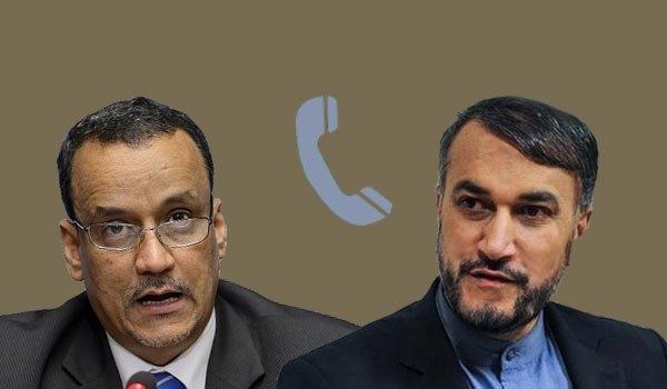 Iran, UN discuss ceasefire in Yemen