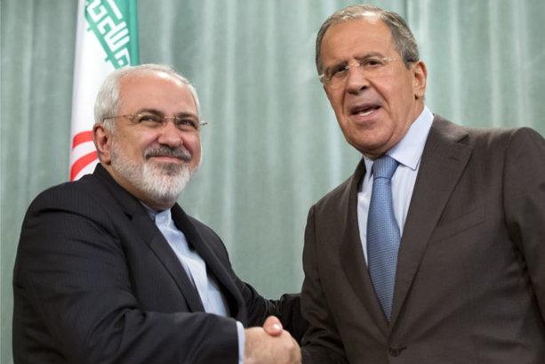 Zarif, Lavrov to discuss JCPOA on Mon.