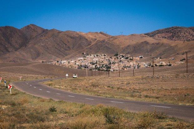 کراپشده - آثار زلزله در روستای ابر شاهرود