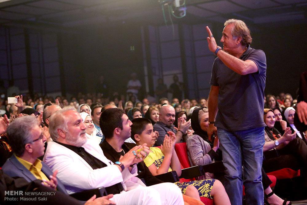 کنسرت خنده حسن ریوندی,مجله مراحم