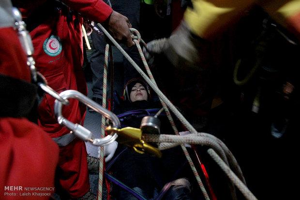 Rescue maneuver