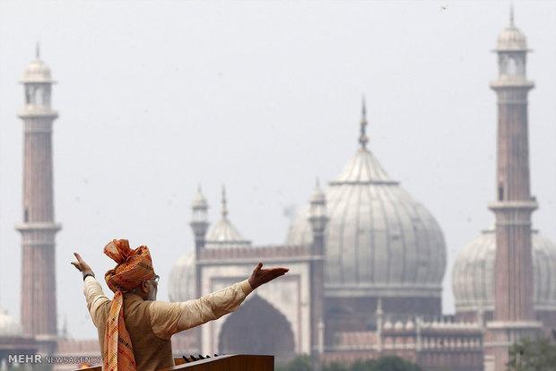 جشن های سالروز استقلال هند