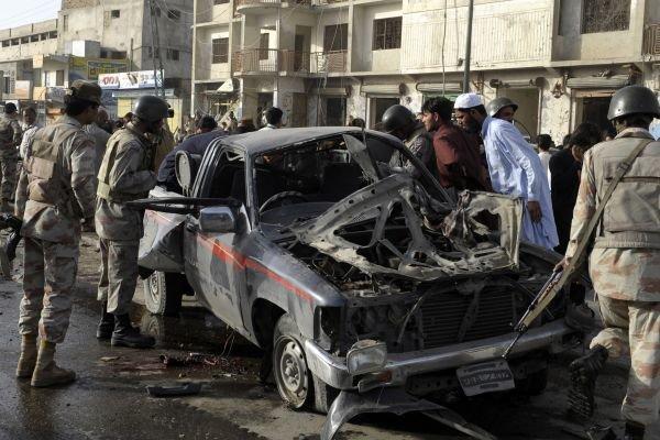 کراچی میں القاعدہ سے وابستہ 2 وہابی دہشت گرد ہلاک