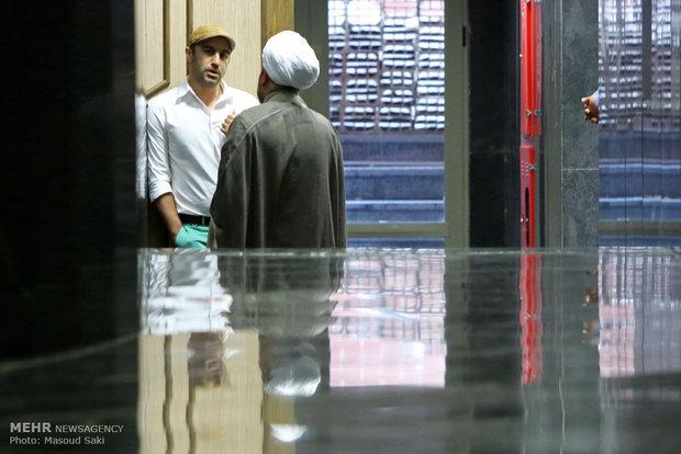 همسر ارسطو همسر احمد مهرانفر سریال پایتخت بیوگرافی محسن تنابنده اینستاگرام احمد مهرانفر