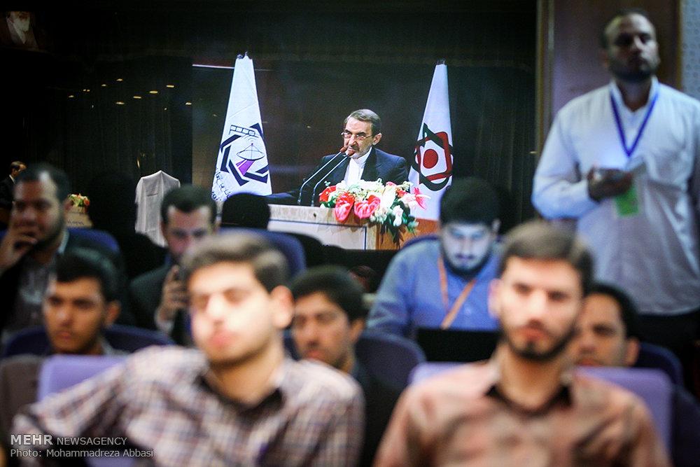 افتتاح الاجتماع الثامن لاتحاد الاذاعات والتلفزيونات الاسلامية