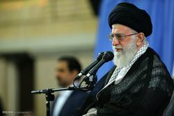 دیدار اعضای مجمع جهانی اهل بیت علیهالسلام و اتحادیهی رادیو و تلویزیونهای اسلامی با رهبر انقلاب