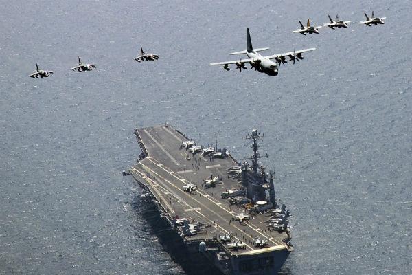 آغاز رزمایش کره جنوبی در دریای ژاپن