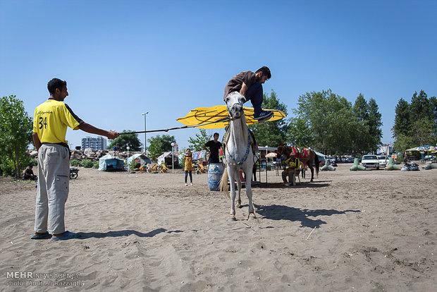 Parkour in Iran