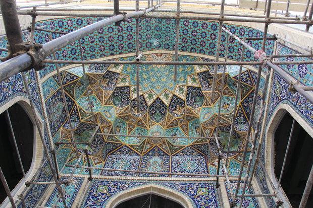 مرمت بازار زنجان