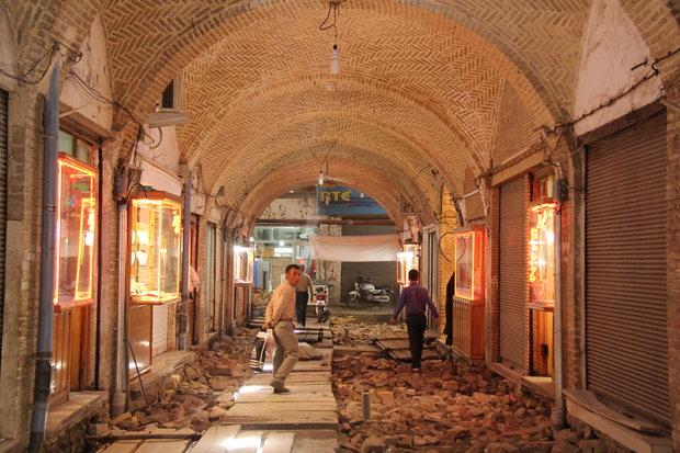 طولانیترین بازار سرپوشیده ایران در مسیر ثبت جهانی/ آغاز مرمت بنا