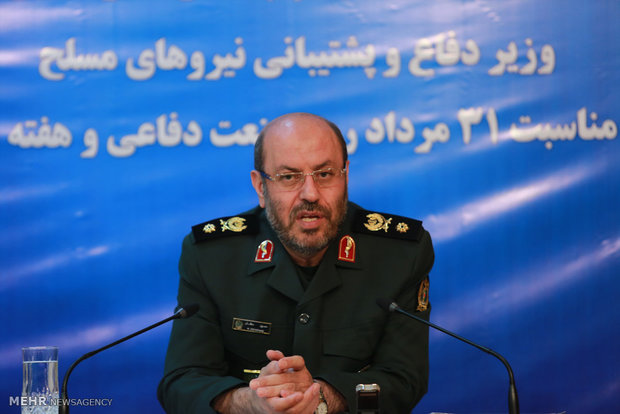 Iran missile program entirely defensive: Dehghan