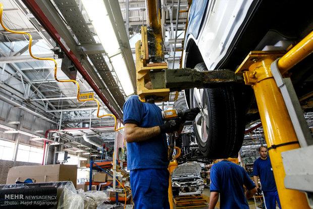 تولید ۹ ماهه خودرو از ۶۸۰ هزار دستگاه گذشت
