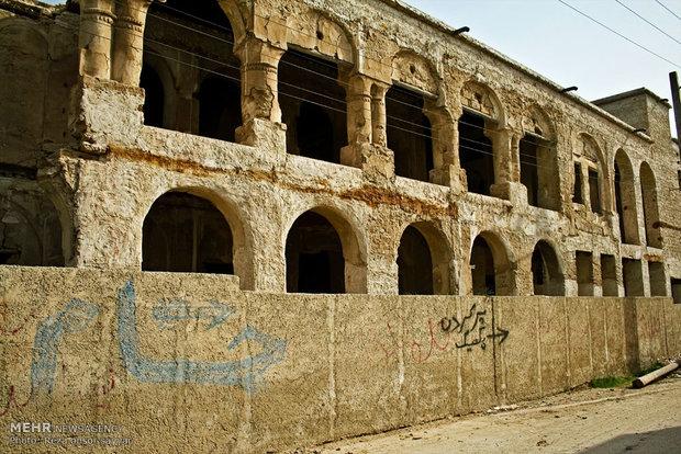 بی توجهی به بافت تاریخی بوشهر