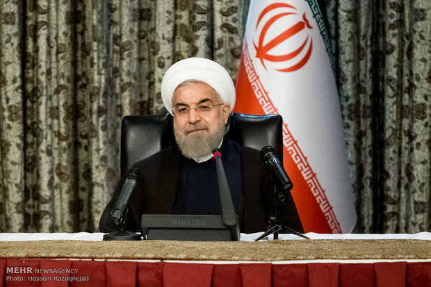 Rouhani predicts next parliament multi-partisan