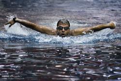 حضور ۲ ورزشکار یزدی در اردوی تدارکاتی تیم ملی شنای نابینایان و کمبینایان